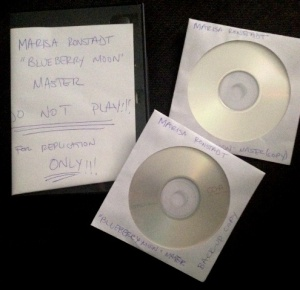 mastered copies